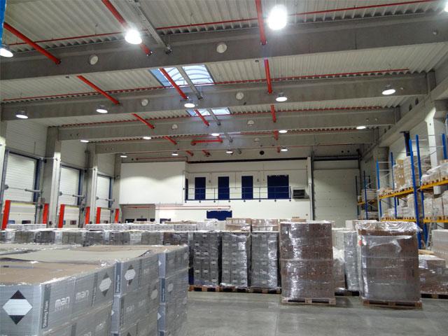 LED-Beleuchtungslösungen für die professionelle Intensivnutzung
