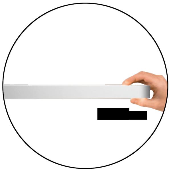 flache Baumform 30 mm