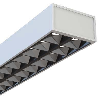 LEDAXO LED-Pendelleuchte PL-04-06 Detailansicht