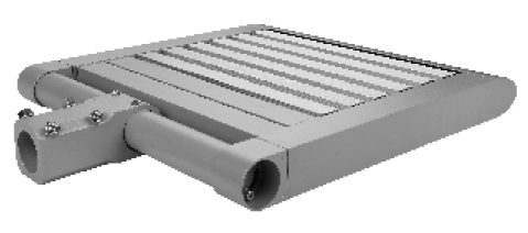 LEDAXO LED-Universalleuchte UL-05-450 Ansicht oben