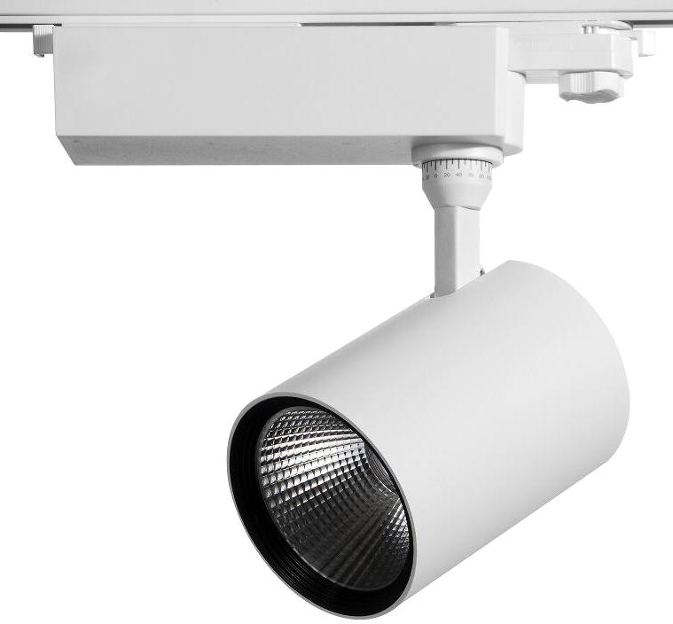 LEDAXO LED-Stromschienenstrahler SS-11 weiß