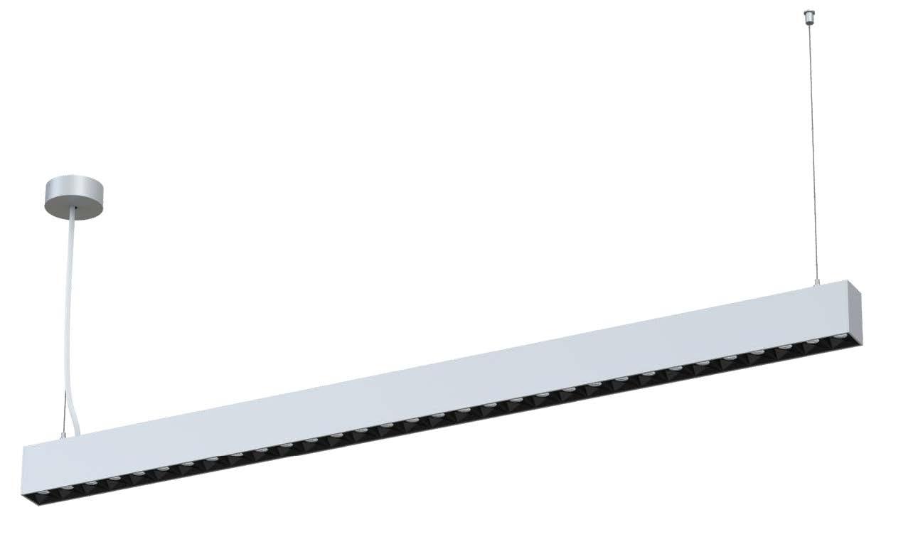 LED-Pendelleuchte PL-08-120-60