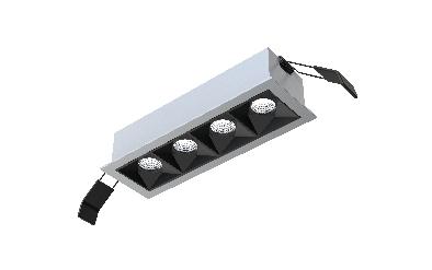 LED-Einbaustrahler ES-16-6-L