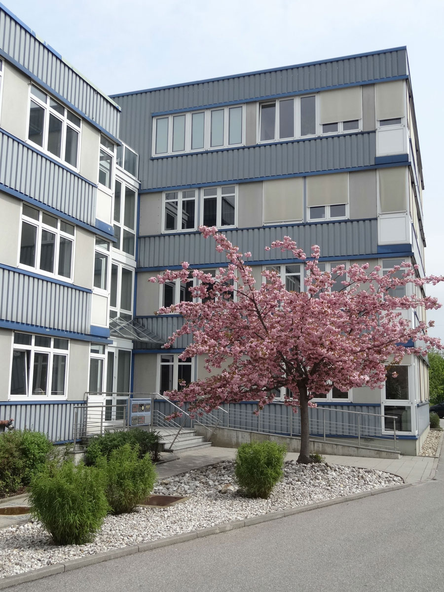 LEDAXO Unternehmenssitz in Regensburg