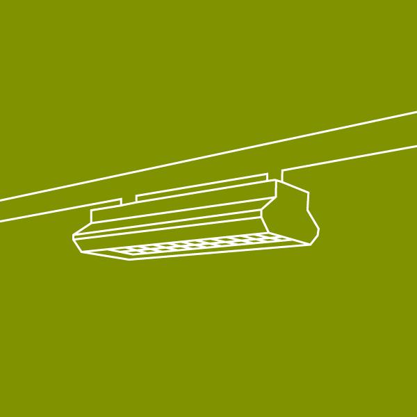 LEDAXO Tragschienensystem