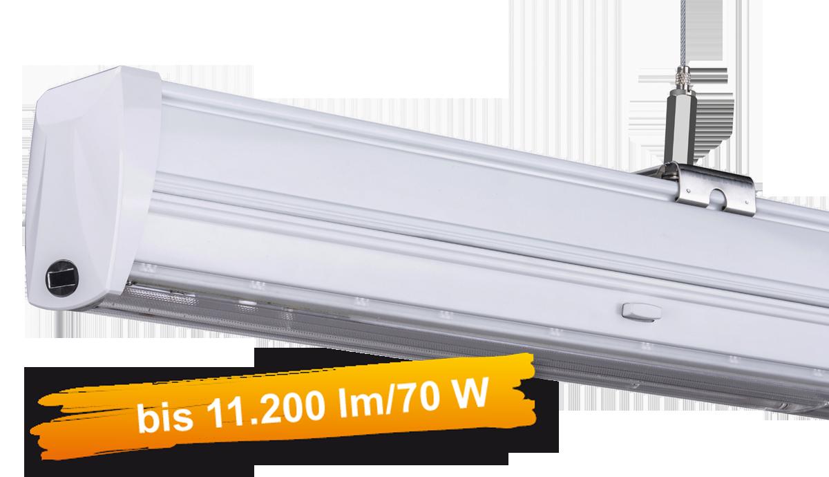LED-Lichtband-Komplettsystem LSL-05-70