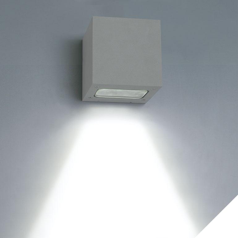 LED-Wandleuchte außen WLA-03-5