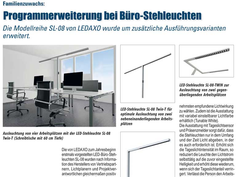 Presseveröffentlichung Haus+Elektronik 1-2021