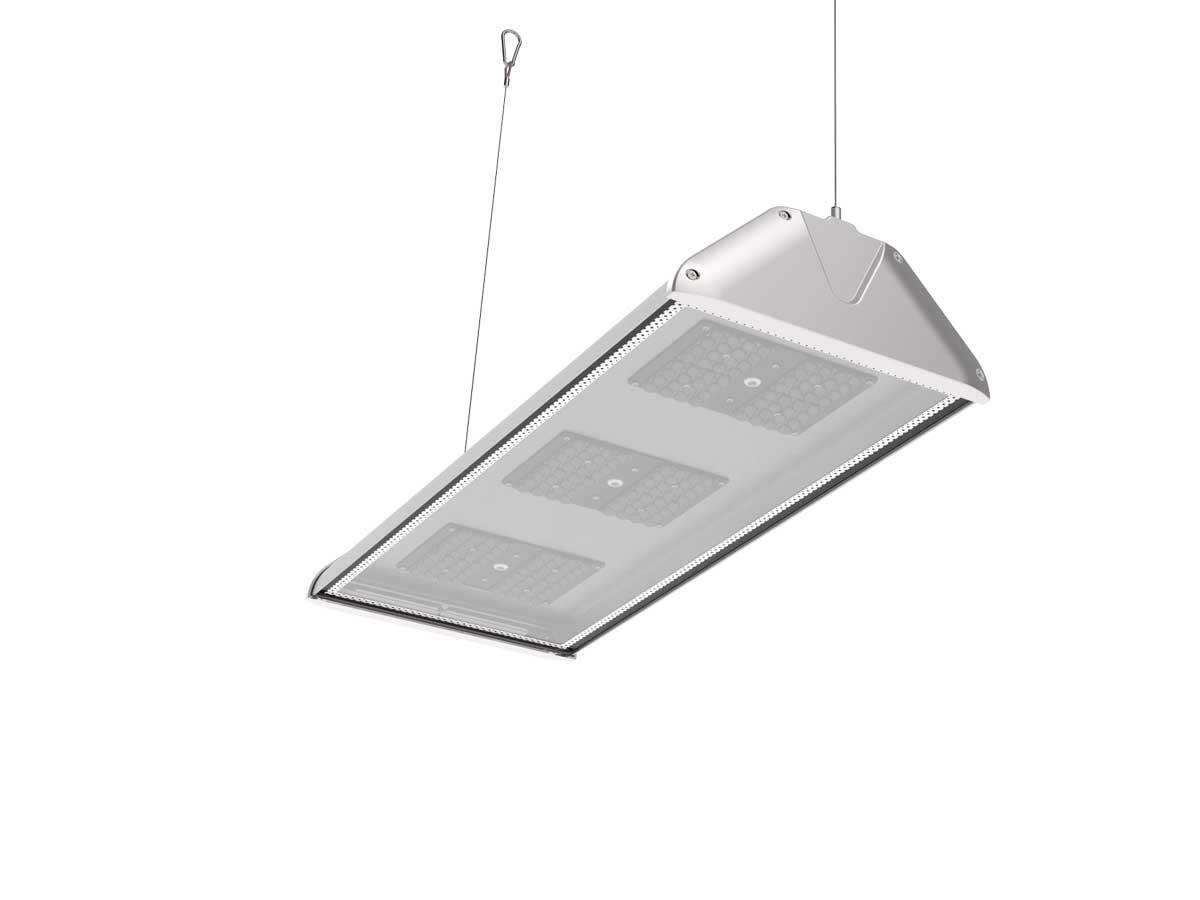 LEDAXO LED-Hallenleuchte HL-06-100