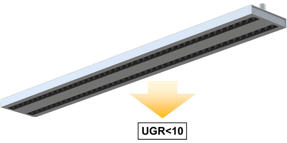 LED-Deckenleuchte DL-06-40