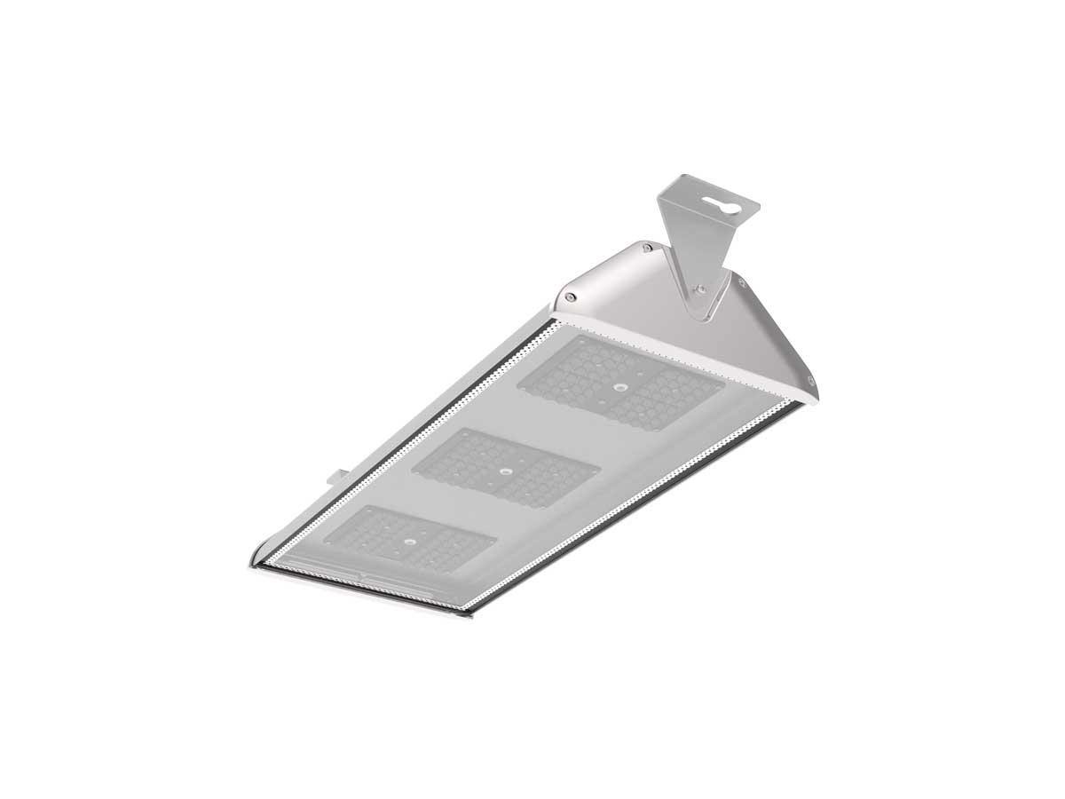 LEDAXO LED-Hallenleuchte HL-06-100 mit Montagebügel