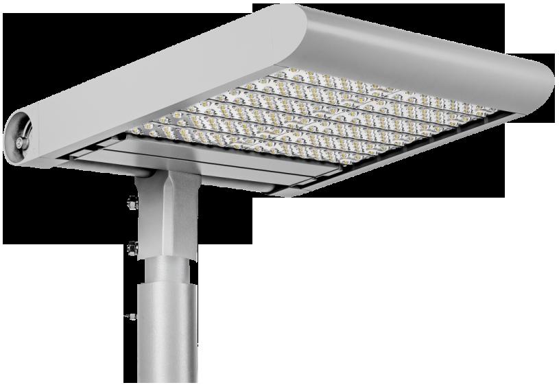 LEDAXO LED-Universalleuchte UL-05-450 Mastansatz