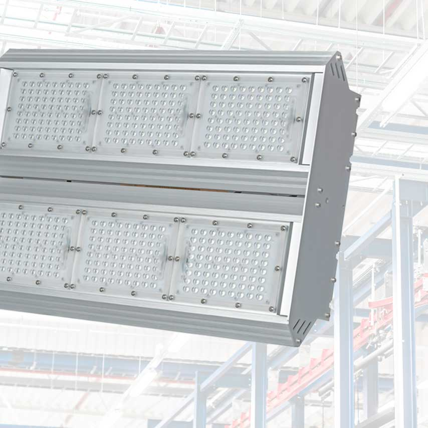 LEDAXO Hallenbeleuchtung - Energieeffiziente Hallenbeleuchtung für Industrie, Logistik und Handel