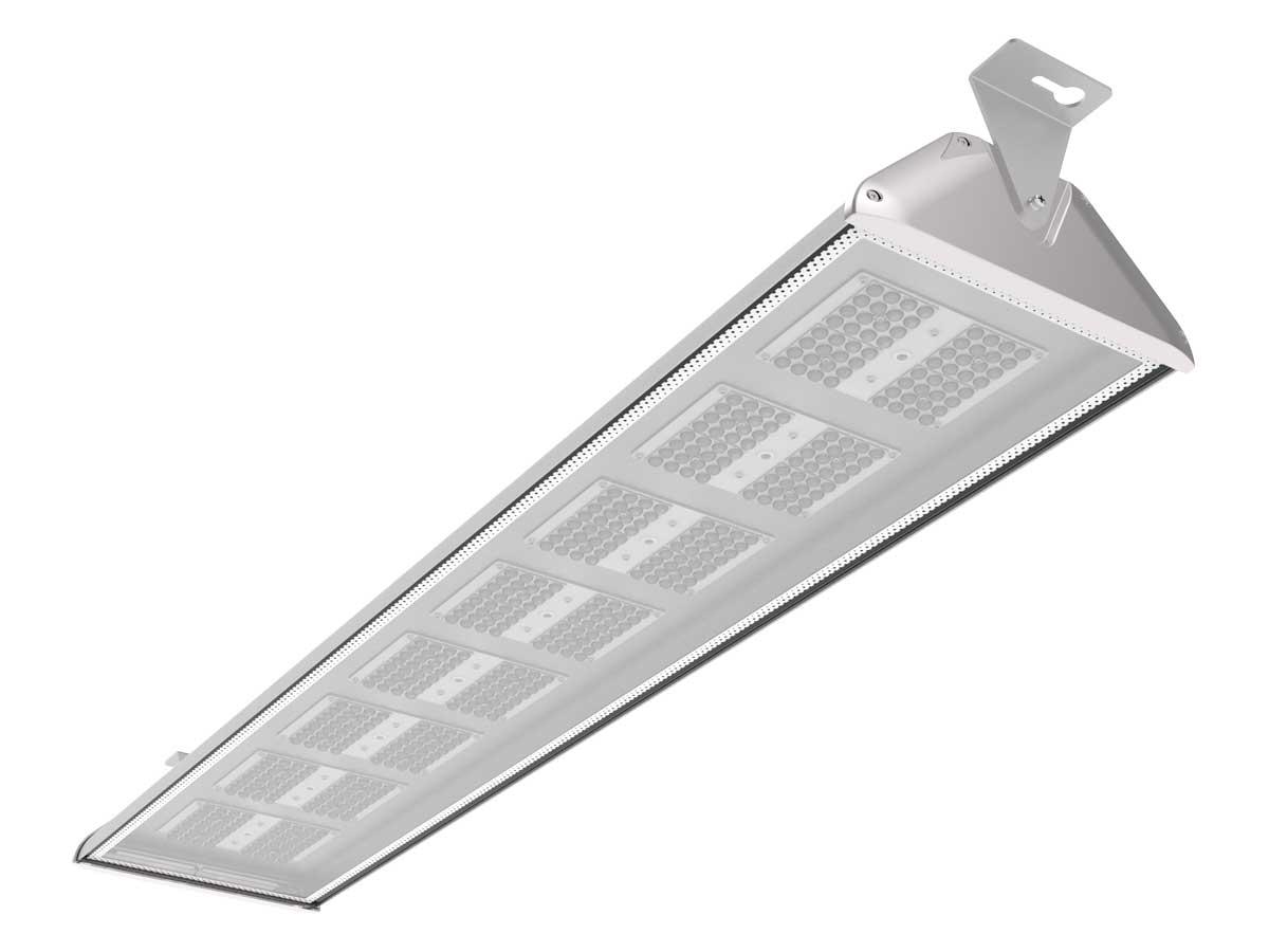 LEDAXO LED-Hallenleuchte HL-06-240 mit Montagebügel
