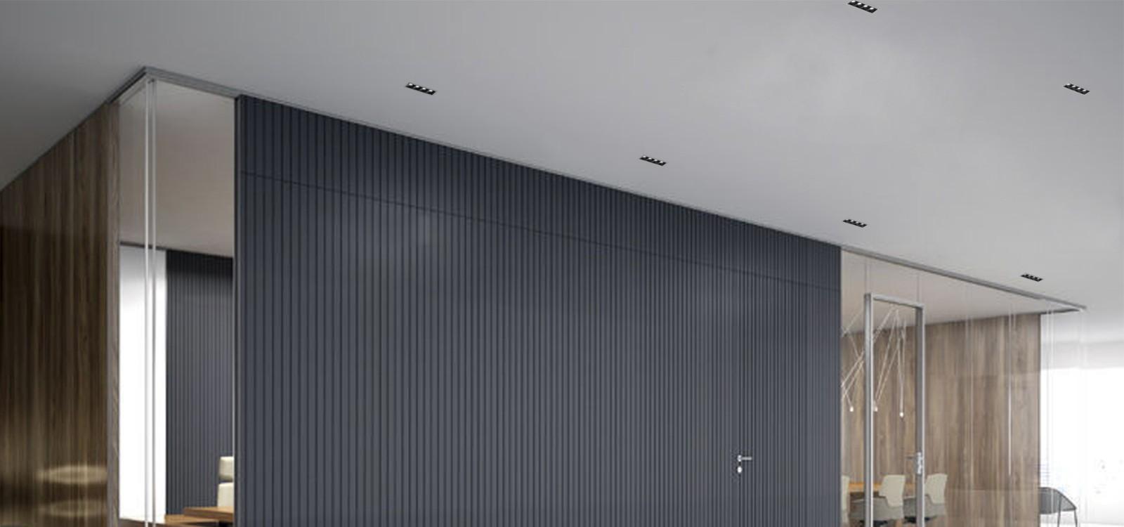 LED-Einbaustrahler ES-16-L Anwendungsbeispiel