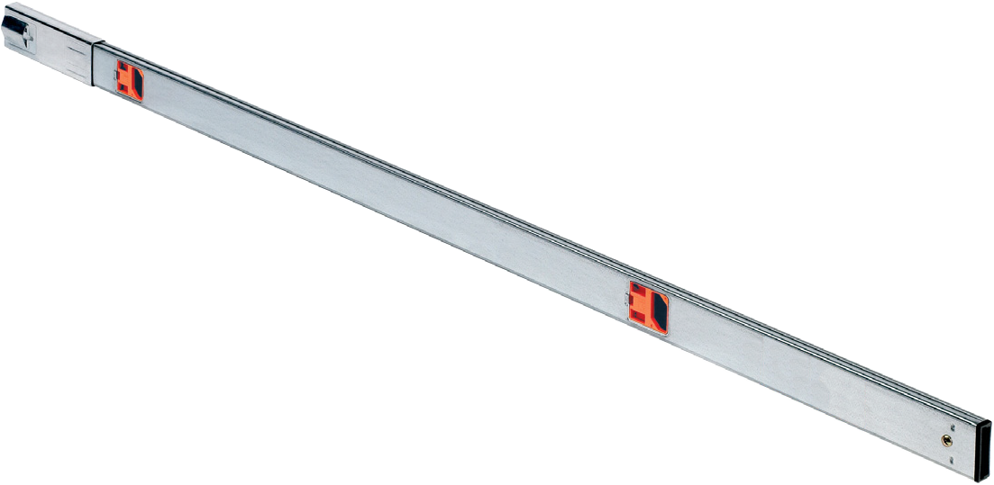 LEDAXO Trageschienensystem TS-03 Detailansicht Tragschienen-Element