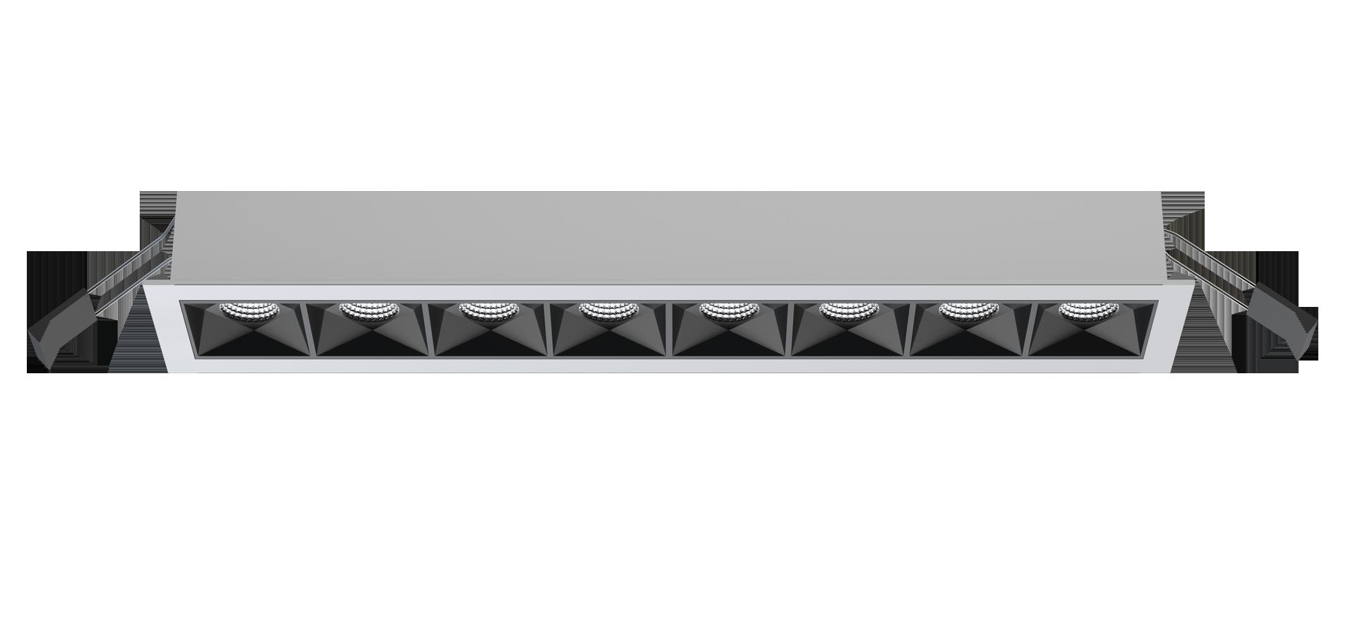 LED-Einbaustrahler ES-16-12-L
