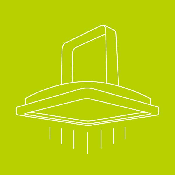 LEDAXO LED-Hochtemperaturleuchten