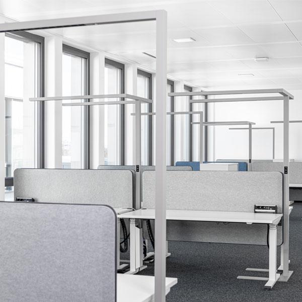 LEDAXO Produktkategorie LED-Bürobeleuchtung