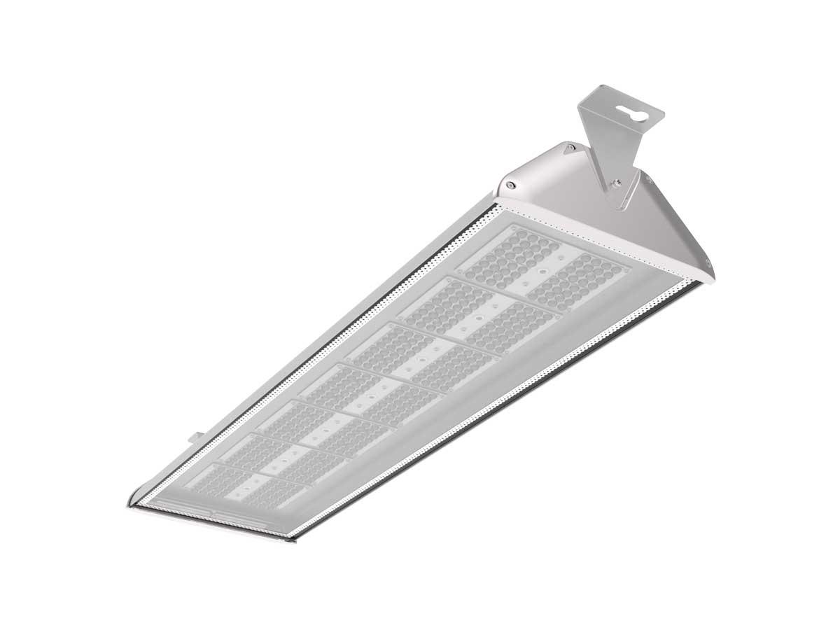 LEDAXO LED-Hallenleuchte HL-06-200 mit Montagebügel