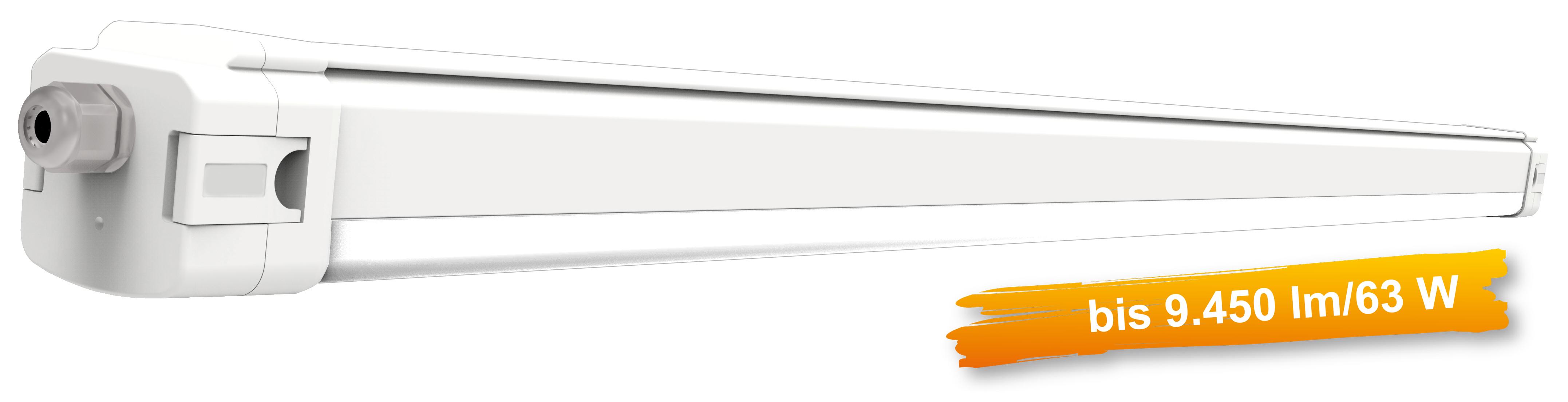 LEDAXO LED-Feuchtraumleuchte FL-11