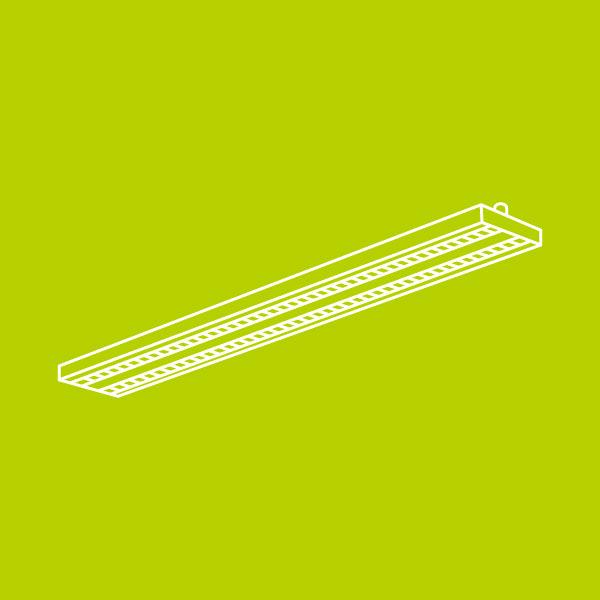 LEDAXO LED-Deckenleuchten innen