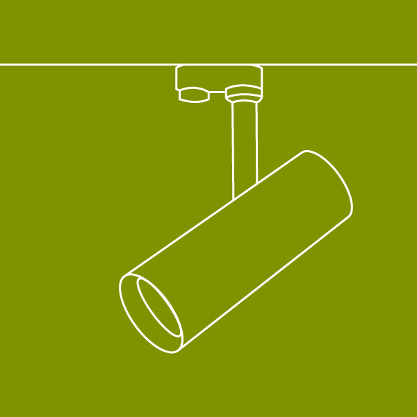 LEDAXO LED-Stromschienenstrahler