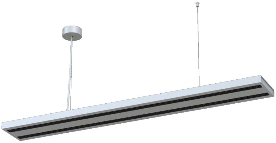 LEDAXO LED-Pendelleuchte PL-06